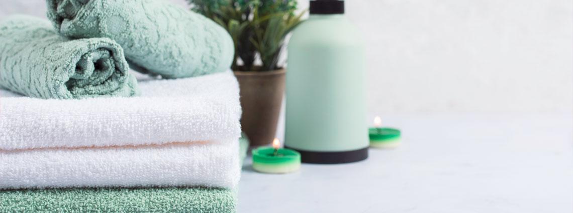 Las 5 mejores toallas de baño - Opiniones